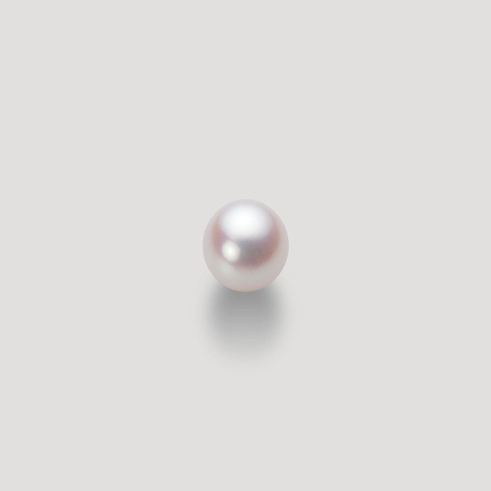 あこや真珠 パール イヤリング 6.0mm アコヤ 真珠 イヤリング K18WG ホワイトゴールド レディース HA00060D13WPN805W0