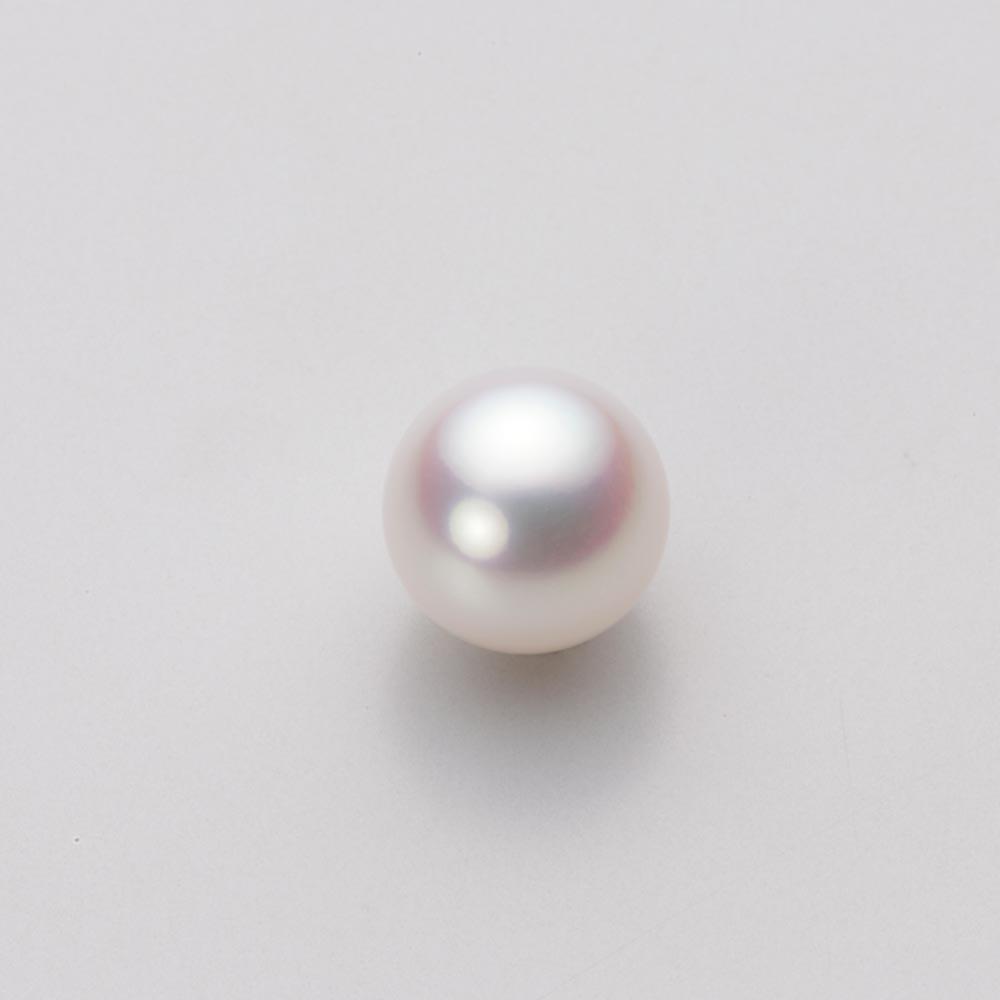 あこや真珠 パール ネックレス 8.5mm アコヤ 真珠 ペンダント K18WG ホワイトゴールド レディース HA00085R12WPN290W0