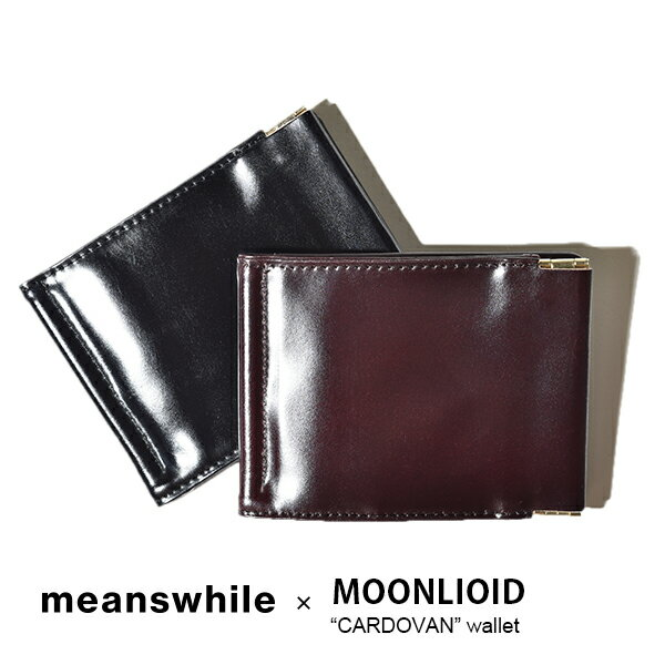 財布・ケース, メンズ財布  meanswhile MOONLOID money clip