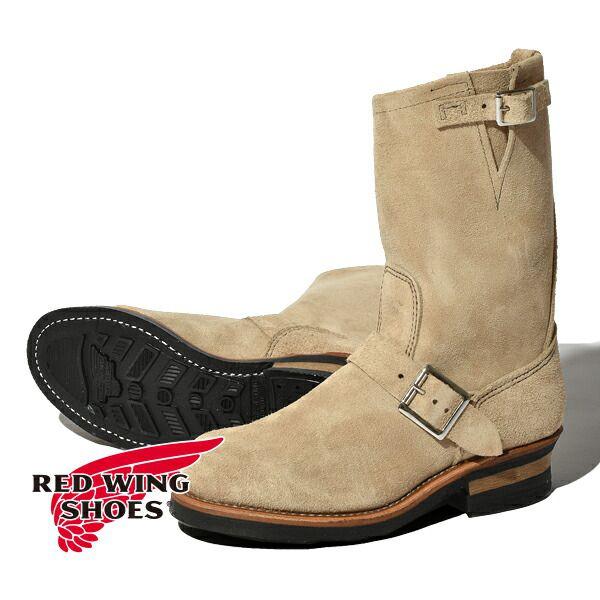 ブーツ, エンジニア  11 RED WING 11 ENGINEER ST STOVEPIPE 9269