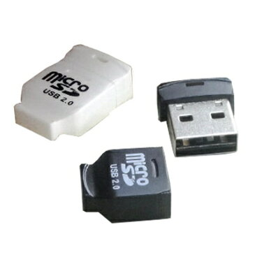 変換名人 microSDHCカードリーダー 『Mタイプ』TF-USB2/M