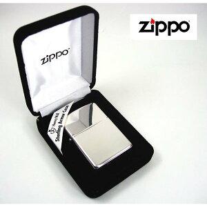 【送料無料】 Zippo純銀スターリングシルバーアーマー■#26【文字入れ不可】 【02P03Dec16】