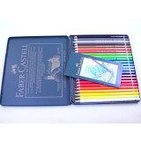 ファーバーカステル/アルブレヒトデューラー/水彩色鉛筆24色(缶入り)117524 名入れ対応不可商品