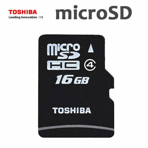 東芝 マイクロSD microSDHCカード 16GB 16ギガ/マイクロSDカード/送料無料(北海道沖縄離島除く)memoryマイクロSD