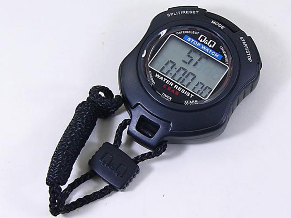 ストップウォッチ HS47 シチズン 5気圧防水 10年電池