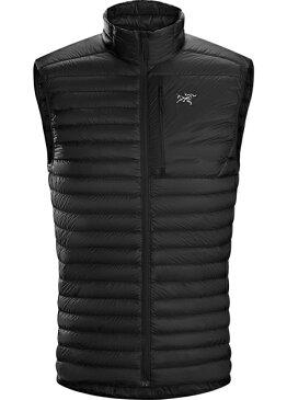 アークテリクス(ARC'TERYX)セリウムSLベスト(cerium-sl-vest)カラー:Black