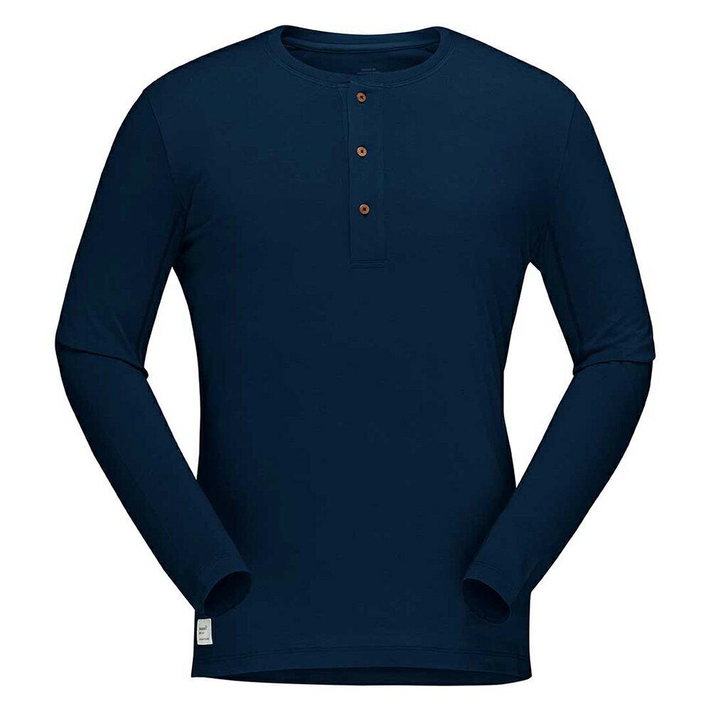メンズウェア, ロングパンツ NORRONA (svalbard Grandpa Shirt)Indigo Night