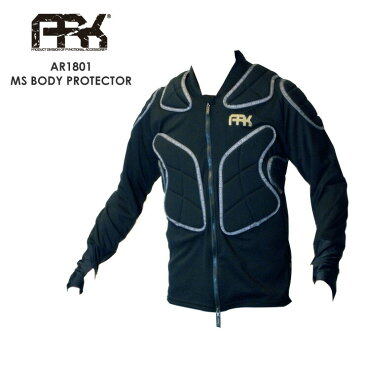 ARK エーアールケー MS Body Protector ボディプロテクター 2019 上半身 プロテクター メンズ スノーボード【JSBCスノータウン】