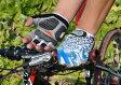 自転車グローブ サイクルグローブ サイクリンググローブ サイクリンググローブ 累計出荷数200000個突破 HANDCREW ハーフ GEL入り SS-8-2
