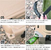 ICELANDCOOLERHardCoolerBox(ハードクーラーボックス)20QT(18.9L)Sand(サンド)