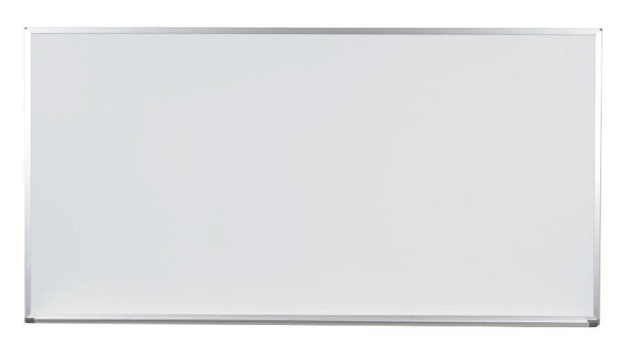 馬印 Pシリーズ 壁付ホワイトボード 片面 ニッケルホーロー PH408