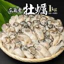 Lサイズ (35〜45粒)( 牡蠣 カキ かき )楽天最安値挑戦! 広島県産 約