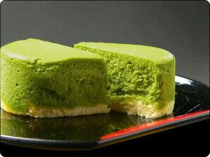 半熟抹茶フロマージュ 5個入り [豊かな風味が自慢のお抹茶のチーズケーキです] 10P04feb11