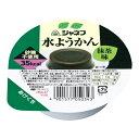 ジャネフ 水ようかん 抹茶味 58g