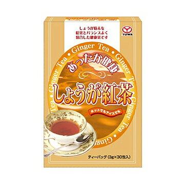 【送料無料】【ケース販売】しょうが紅茶 30包〔ケース入数 20〕