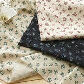 【生地布】【花柄】生地の森オリジナル〜porteポルトシリーズ〜