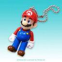 スーパーマリオ スイングマスコット Ver.2 <マリオ> グッズ マリオ 任天堂 Nintendo