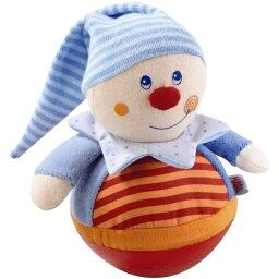 布のおもちゃ ベビー HABA ハバ おきあがり人形 キャスパー HA5849