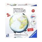 立体パズルジグソーパズルラベンズバーガ—3Dパズル地球儀(540ピース)12歳から