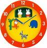 ミッフィー 掛時計 オルゴール付き (クォーツ)  リズム時計(日本製) 4MH748MA14 【楽ギフ_包装選択】【楽ギフ_のし宛書】【楽ギフ_メッセ入力】
