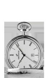 アエロ懐中時計 Pocket Watches Quartz Savonnette 42796 PD02[送料無料]