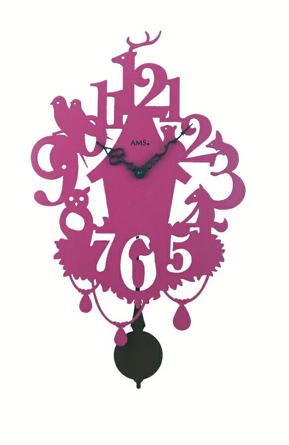 AMS(アームス)振り子時計 AMS7372