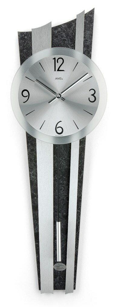 AMS(アームス)振り子時計 AMS7261:オルゴールと時計の杜のうた