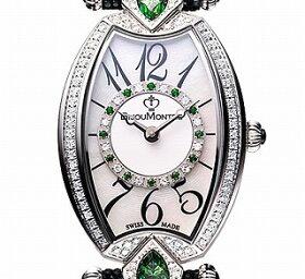 ブジュモントレダイアモンド腕時計37010TMスイス製[送料無料]