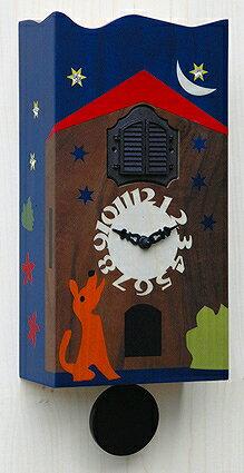 """鳩時計 ピロンディーニ カッコ-時計 """" SORRENTO""""イタリア製 ART-121 [送料無料]:オルゴールと時計の杜のうた"""