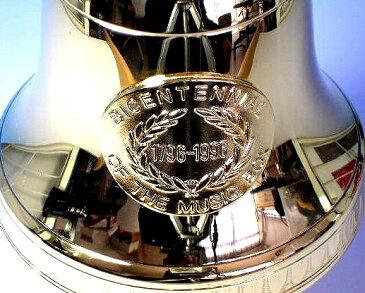 リュージュ(スイス)コレクターズベル1995年20周年記念純銀製ベル[送料無料]