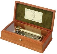 [送料無料・共鳴箱半額]シンプルで重厚感あるクルピシャ材ボックス72弁オルフェウス サンキョ...