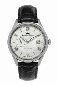 【ヨンガー&ブレッソン】フランス製機械式腕時計Yonger&BressonBoissac-YBH8360-02[送料無料]