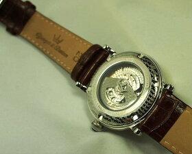 【ヨンガー&ブレッソン】フランス製機械式腕時計Yonger&BressonChambord-YBH8356-08[送料無料]