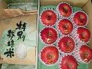 盛岡特産品ブランド認証商品美味しいりんごは岩手から
