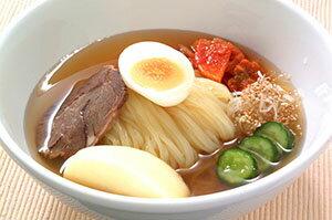 吉清水の冷麺