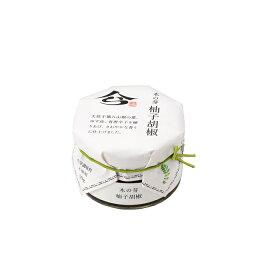 浅沼醤油店木の芽柚子胡椒 50g