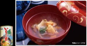 極旨!!ウニとアワビの身が贅沢につまったスープ北三陸の『いちご煮』