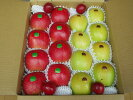 旬のりんごミックス5キロ