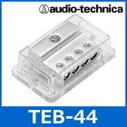 audiotechnica(オーディオテクニカ)TEB-44アースブロック(1イン4アウト)