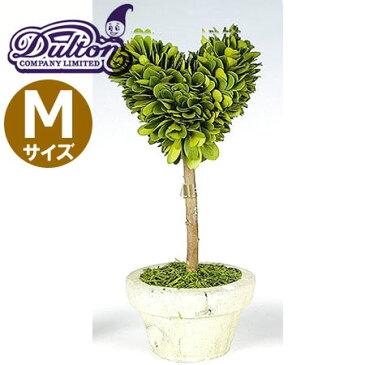 DULTON(ダルトン) CH07-G296M トピアリー ハート Mサイズ ハンドメイド/植物/インテリアグリーン/ミニ観葉植物