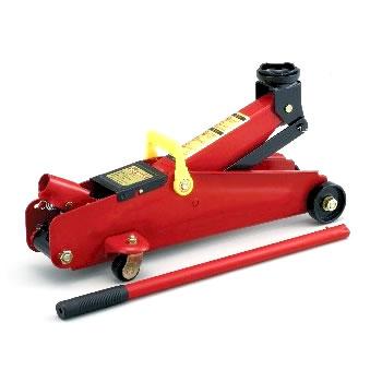 【大型梱包】 BAL(大橋産業) 油圧式フロアジャッキ リフトアップ/ジャッキ/整備/タイヤ交換/オイル交換 3トンまで