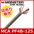 MONSTERCABLE�ʥ�󥹥��������֥��MCAPF4B-1254�������ѥ�����֥�֥�å����ڤ����ˡ�1m���餴����OK��1mñ�̤������