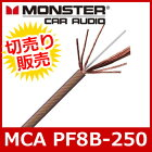 MONSTERCABLE�ʥ�󥹥��������֥��MCAPF8B-2508�������ѥ�����֥�֥�å����ڤ����ˡ�1m���餴����OK��1mñ�̤������