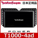 Rockford Fosgate(ロックフォード) T1000-4AD パワーシリーズ 4chパワーアンプ