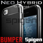 Spigenシュピゲンネオ・ハイブリッドiPhone6用ケース7カラーアルミカバーアイフォン6ケース4.7インチ