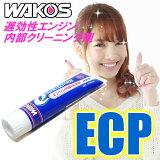 WAKO'S(ワコーズ) eクリーンプラス ECP 遅効性エンジン内部クリーニング剤(100ml) ガソリン車/ディーゼル車 エンジンオイルに添加 【あす楽対応】