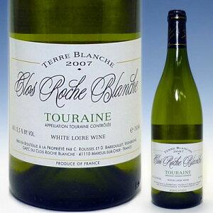 ビオワイン:自然派トゥーレーヌ・テール・ブランシュ[2008] クロ・ロッシュ・ブランシュClos ...