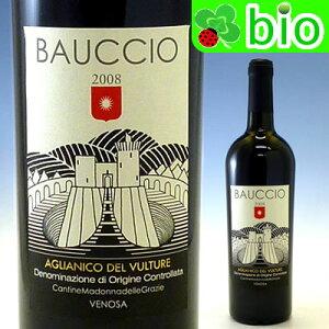 ビオワイン:自然派DOC アリアニコ・デル・ヴェルトゥーレ バウッチョ[2008]カンティーヌ・マ...