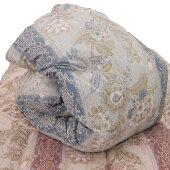 羽毛布団、シングルサイズ150×210cm、ホワイトダックダウン85%、充填量1.0kg