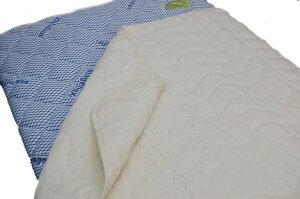 年中使えるウールケット西川リビング西川牧場羊毛肌ふとんシングルサイズオーストラリアウール100%使用